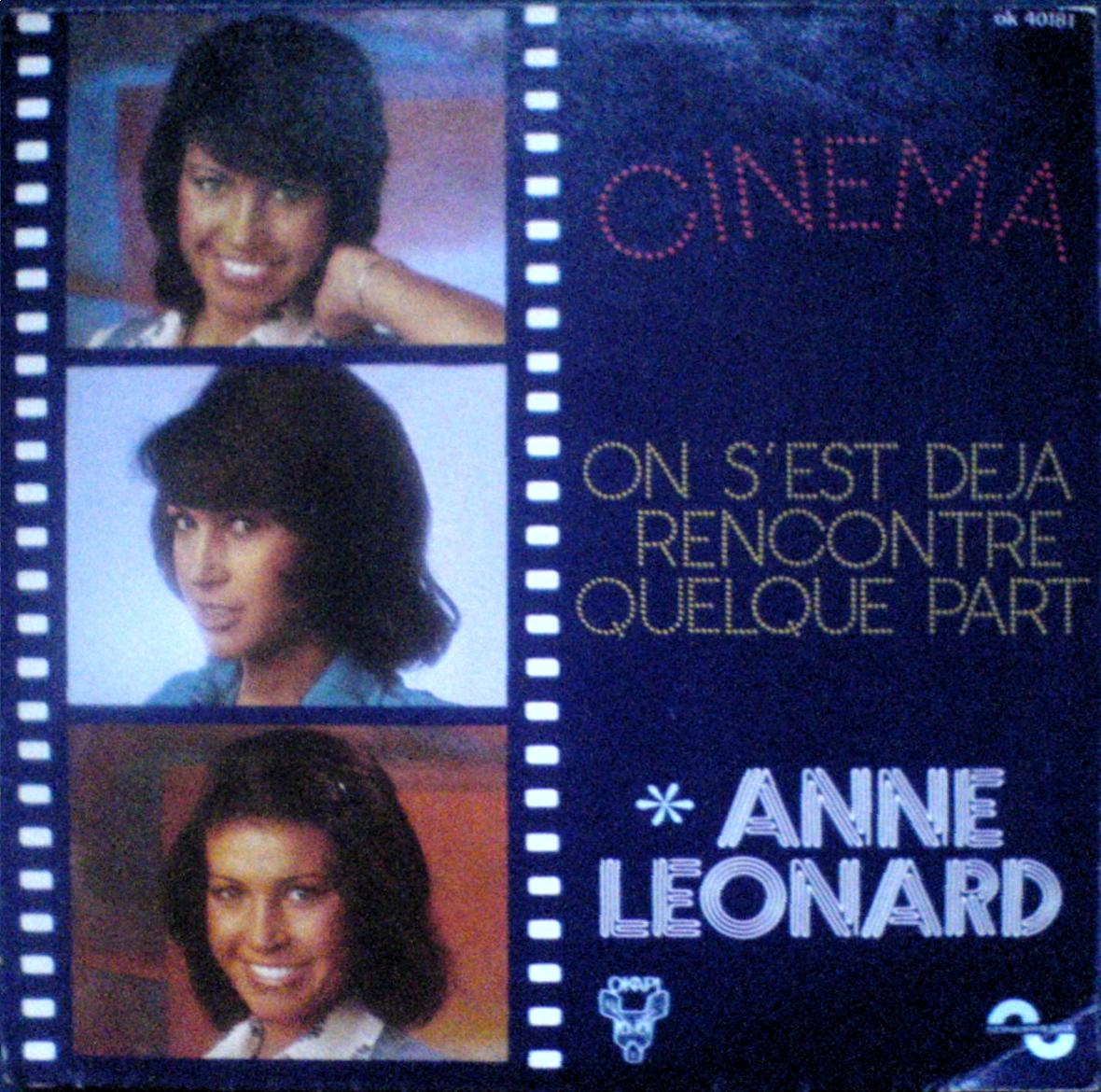 Anne Leonard cinema 1974
